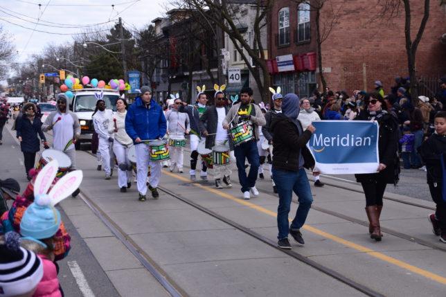 Easter Parade @ Tronto