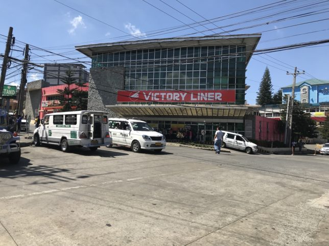 Victory Liner @ Baguio
