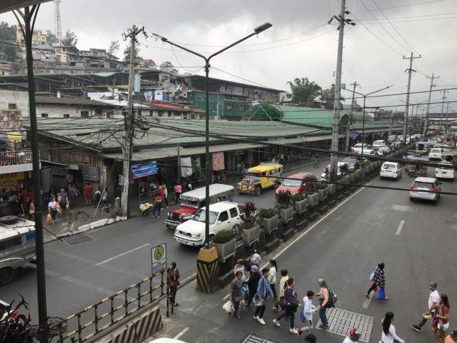 Public Market(外観) @ Baguio