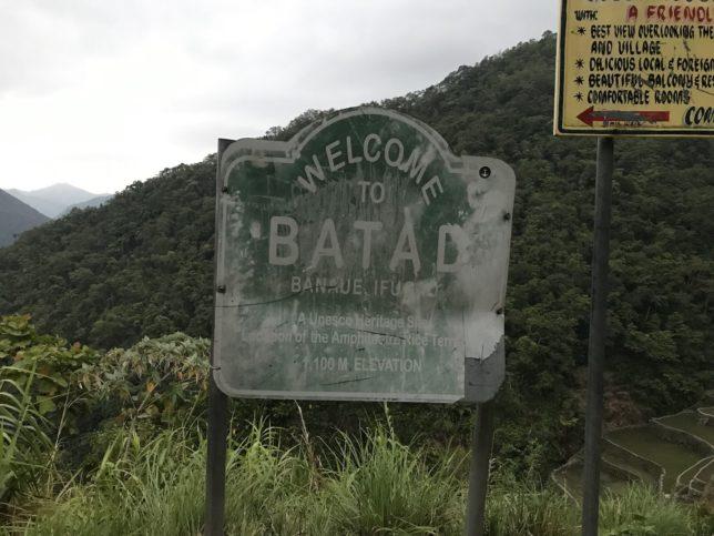 バタッド(Batad)