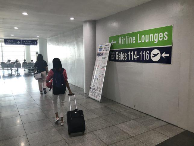 NAIA T3 ANA PAGSS Lounge Access