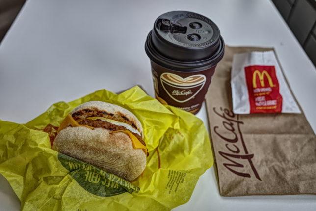 McCafe @ Toronto